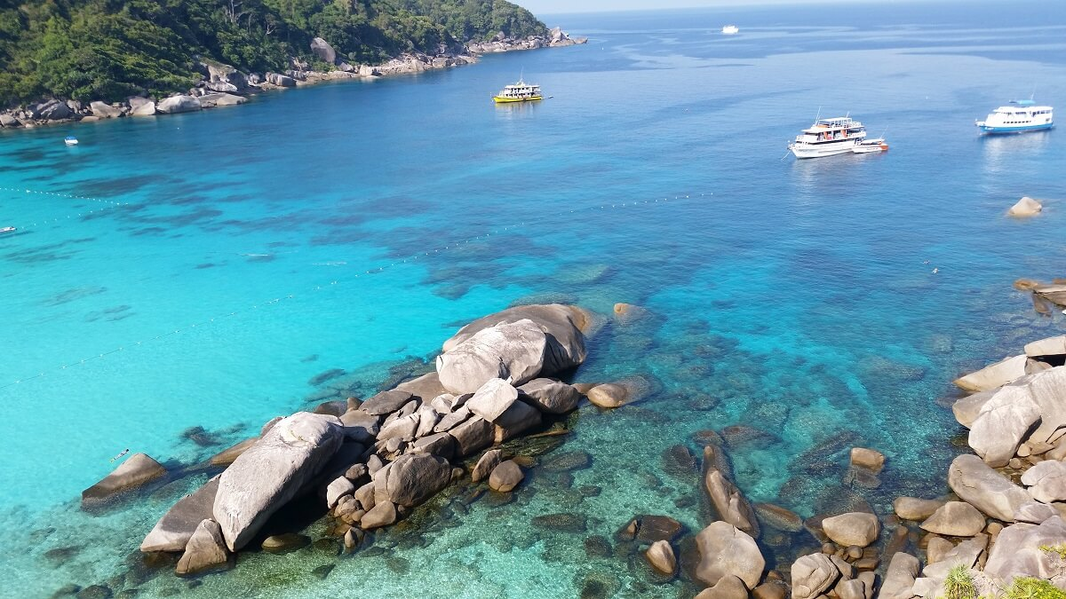 khao lak ausfluege simmilan islands schnorcheln similan islands