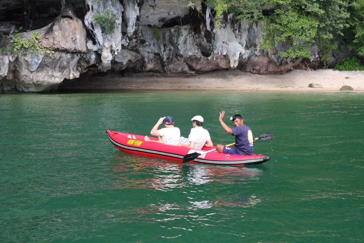 Ausfluege Khao Lak Hong Island phang nga khaoLak Adventures