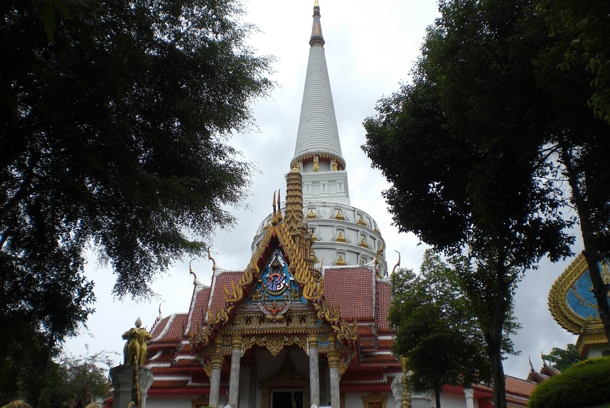 Ausflüge Khao Lak 3 Tempel phang nga khao Lak adventures